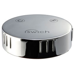 Abode Swich Diverter Kit With Round Handle (Chrome).