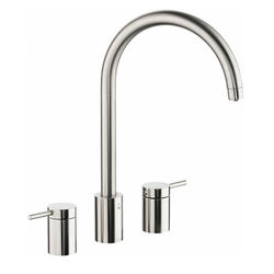 Abode Pronteau Profile Kitchen Tap, Boiling, Hot, Cold & Filtered (B Nickel).