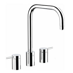 Abode Pronteau Project Kitchen Tap, Boiling, Hot, Cold & Filtered (Chrome).