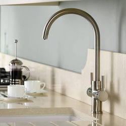 Abode Pronteau 3 In 1 Boiling Water Filtered Kitchen Tap (Br Nickel).