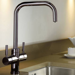 Abode Pronteau 3 In 1 Boiling Water Filtered Kitchen Tap (Graphite).
