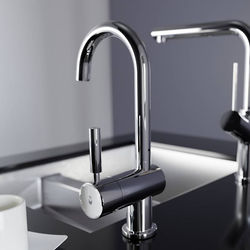 Abode Pronteau Boiling Water Filtered Kitchen Tap 98° (Chrome).