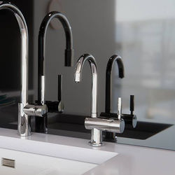Abode Pronteau Boiling Hot & Cold Filtered Kitchen Tap 98° (Chrome).