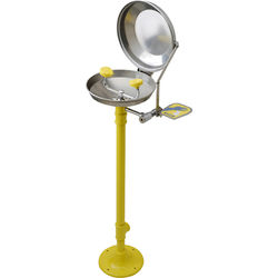 Acorn Thorn Free Standing Eye / Face Wash Station With Lid (S Steel).