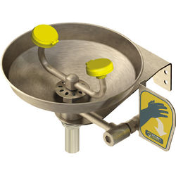 Acorn Thorn Wall Mounted Eye / Face Wash Station (All Stainless Steel).