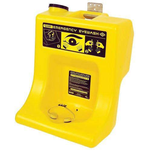 Acorn Thorn Portable Eye / Face Wash Unit (High Visibility Yellow).