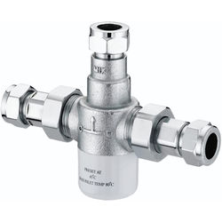 Acorn Thorn TMV3 Thermostatic Mixing Valve (3x15mm, Single).