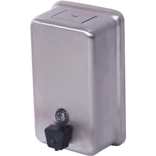 Acorn Thorn Liquid Soap Dispenser 1.2L (Stainless Steel, Vertical).