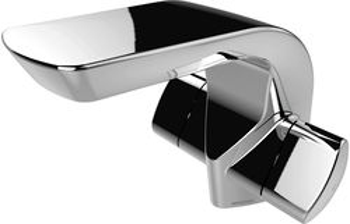 Bristan Bright 1 Hole Bath Filler Tap (Chrome).