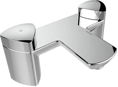 Bristan Bright Bath Filler Tap (Chrome).