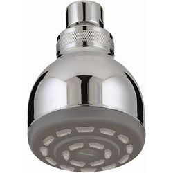 Bristan Accessories Single Function Fixed Shower Head (Chrome).