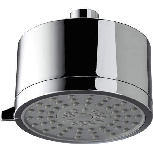 Bristan Accessories Multi Function Fixed Shower Head (Chrome).