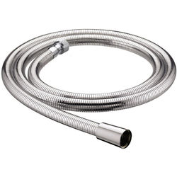 Bristan Accessories Cone To Nut Easy Clean Shower Hose (1.5m, 11mm).