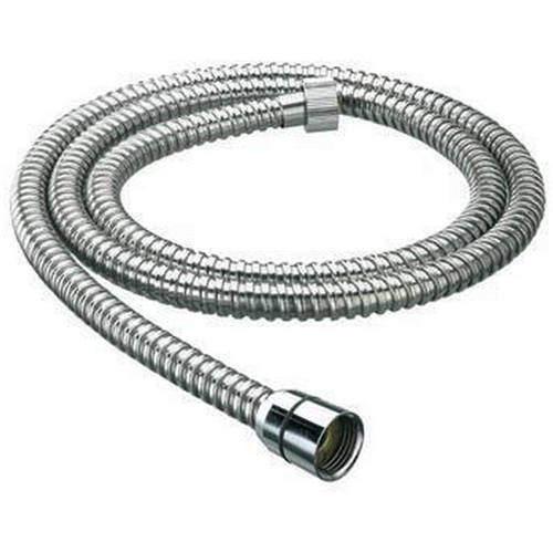 Bristan Accessories Shower Hose (1.75m, 8mm, Stainless Steel).
