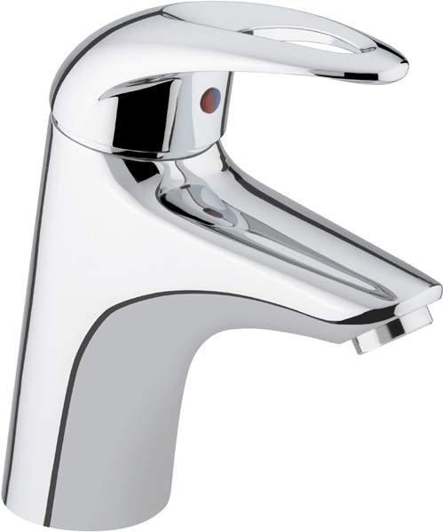 Bristan Java One Tap Hole Bath Filler Tap (Chrome).