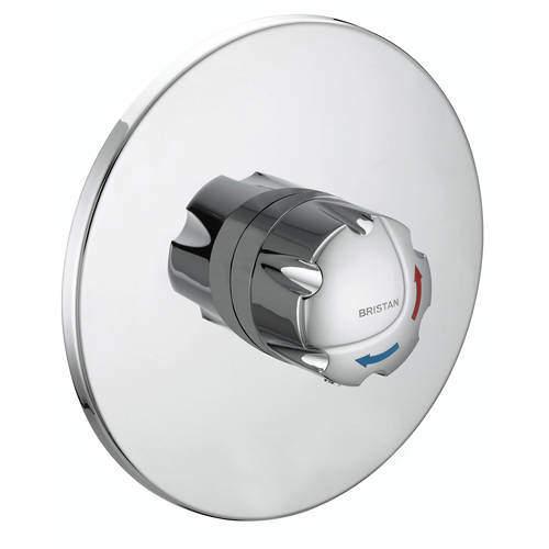 Bristan Commercial Concealed Shower Valve (TMV3).