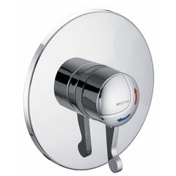 Bristan Commercial Concealed Shower Valve With Lever Handle (TMV3).