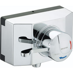 Bristan Commercial Exposed Shower Valve With Shroud (TMV3).