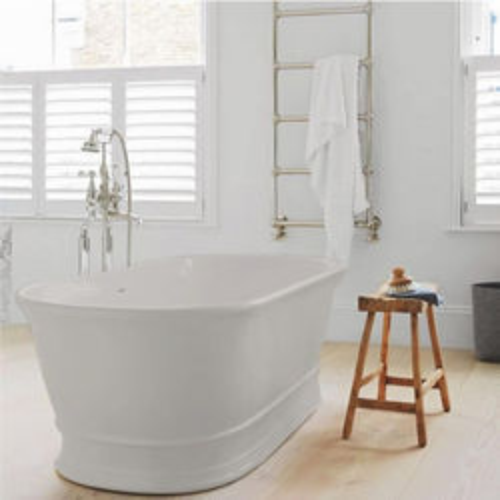 BC Designs Aurelius ColourKast Bath 1740mm (Powder Grey).