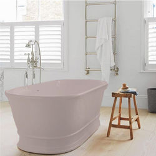 BC Designs Aurelius ColourKast Bath 1740mm (Satin Rose).