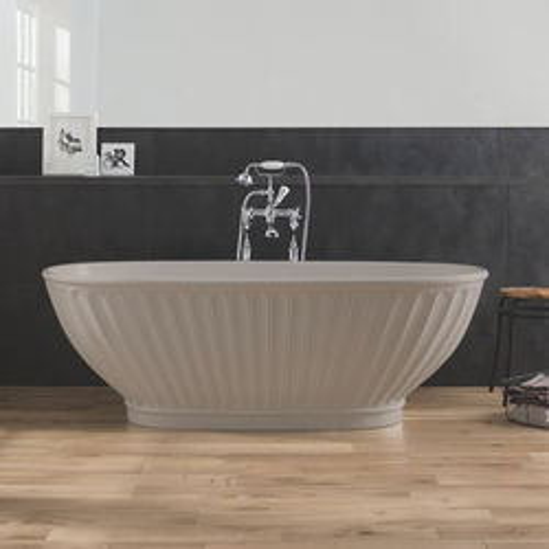 BC Designs Casini ColourKast Bath 1680mm (Light Fawn).