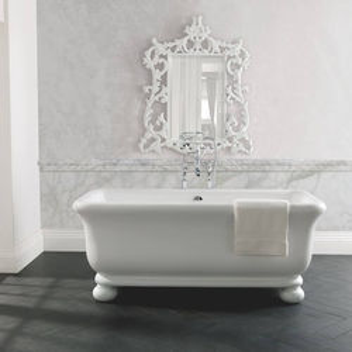 BC Designs Senator Bath With Feet 1804mm (Gloss White).