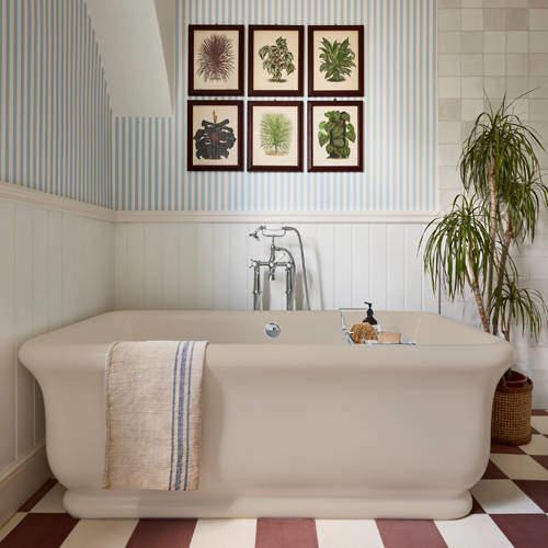 BC Designs Senator ColourKast Bath 1800mm (Light Fawn).