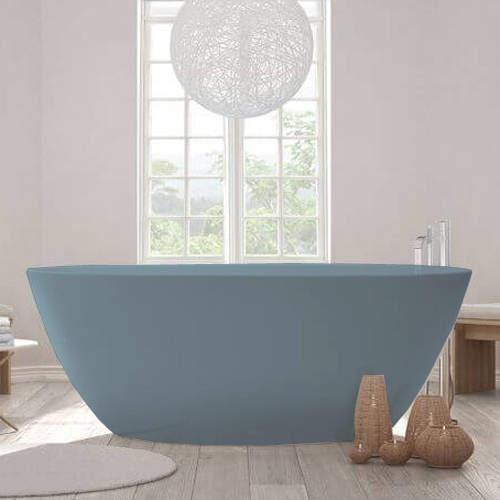 BC Designs Esseta ColourKast Bath 1510mm (Powder Blue).