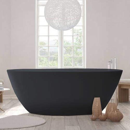 BC Designs Esseta ColourKast Bath 1510mm (Gunmetal).