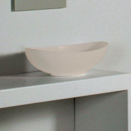 BC Designs Kurv ColourKast Basin 615mm (Light Fawn).