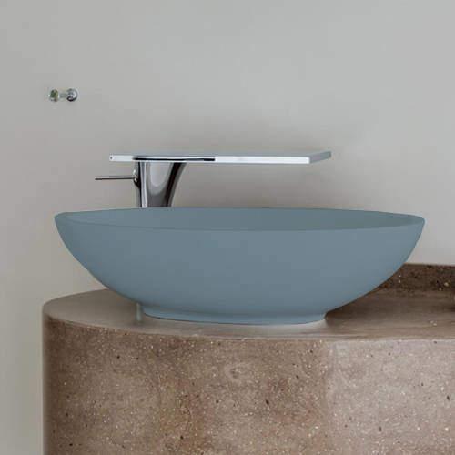 BC Designs Tasse/Gio ColourKast Basin 575mm (Powder Blue).