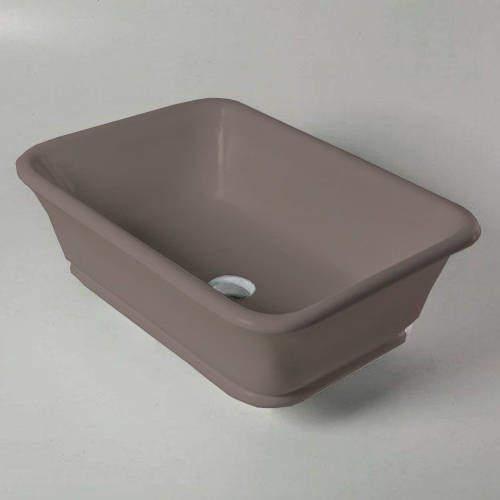 BC Designs Magnus / Senator ColourKast Basin 525mm (Mushroom).