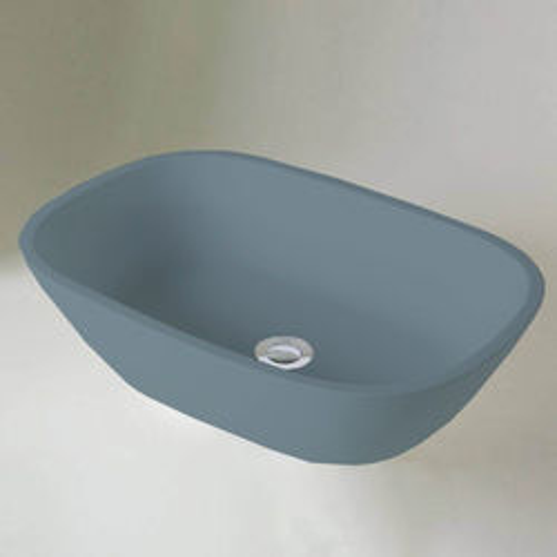 BC Designs Vive ColourKast Basin 530mm (Powder Blue).