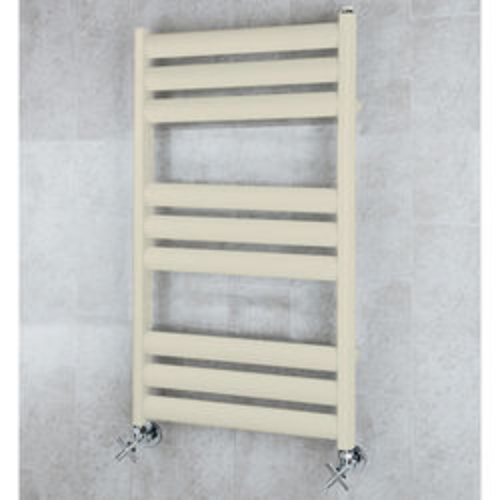 COLOUR Heated Ladder Rail & Wall Brackets 780x500 (Light Ivory).