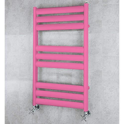 COLOUR Heated Ladder Rail & Wall Brackets 780x500 (Heather Violet).