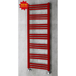 COLOUR Heated Ladder Rail & Wall Brackets 1374x500 (Ruby Red).