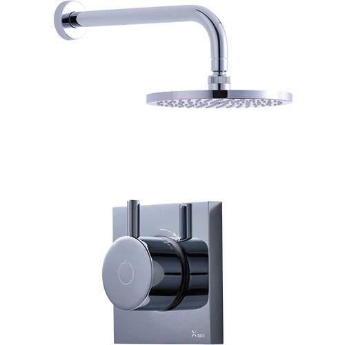 Crosswater Kai Digital Showers Digital Shower With Head & Arm (HP)