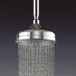 Crosswater Belgravia 200mm Round Shower Head (Chrome).