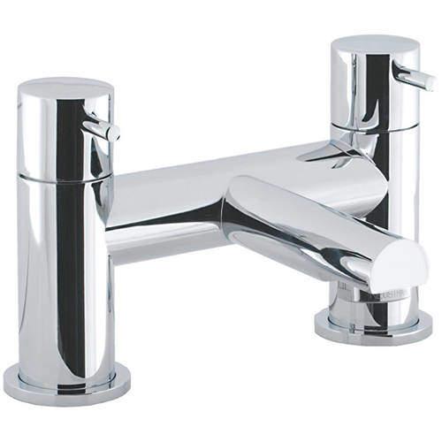 Crosswater Kai Digital Showers Bath Filler Tap (Chrome).