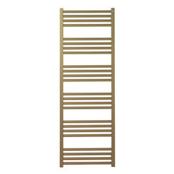 Crosswater MPRO Heated Towel Radiator 480x1380mm (B Brass).