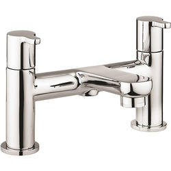 Crosswater Nova Bath Filler Tap (Chrome).