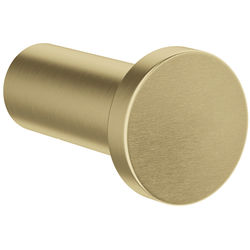 Crosswater MPRO Robe Hook (Brushed Brass).