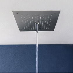 Crosswater MPRO Stream Shower Head (Polished Stainless Steel).