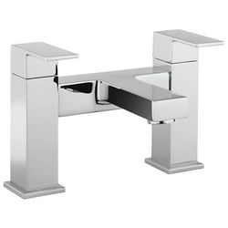 Crosswater Verge Bath Filler Tap (Chrome).