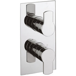Crosswater Wisp Shower Valve With 1 Outlet (Chrome).