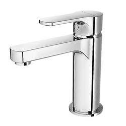 Methven Cari Basin Mixer Tap With Clicker Waste (Chrome).