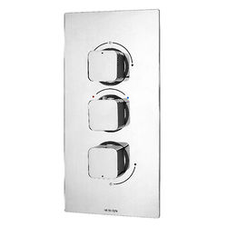 Methven Kiri Concealed Thermostatic Mixer Shower Valve (ABS, 3 Outlets).