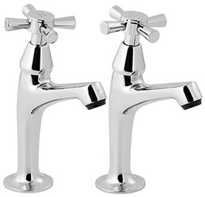 Deva Milan Milan High Neck Sink Taps (Pair)