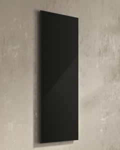 Eucotherm Infrared Radiators Black Glass Panel 600x1200mm (800w).