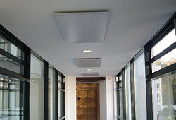 Eucotherm Infrared Radiators Ceiling Mounting Kit For Infrared Radiators.